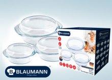 Két fajta választható hőálló üvegtál készlet, melyeket sütőben és mikróban is bátran használhatsz
