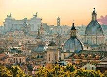 4 vagy 5 nap Rómában olasz reggelivel, egyszeri korlátlan étkezéssel
