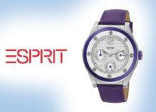 Divatos Esprit női analóg karóra, 3 féle választható színben, pontosan mutatja az időt és megbízható