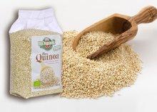 500 g-os, gluténmentes Naturganik quinoa
