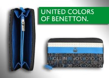 Benetton női pénztárca