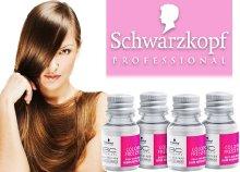 Schwarzkopf hajfény szérum szett