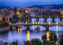 3 nap 2 főre Prágában