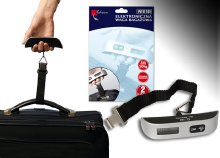 Elektromos poggyászmérleg