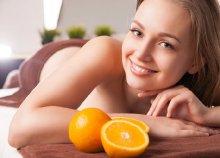 60 perces méregtelenítő narancsolajos masszázs