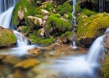 Buszos utazás az ausztriai Medve-szurdokba