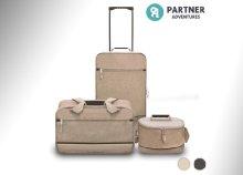 Partner Adventures Bőröndkészlet