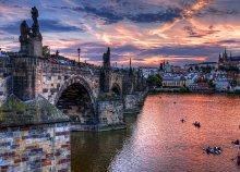 3 romantikus nap 2 főnek Prágában