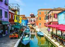 Buszos utazás Velencébe, a lagúnák városába