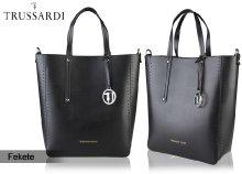 Trussardi nagyméretű női műbőr táska