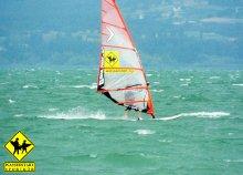 2 x 2 óra windsurf-oktatás a Balatonon