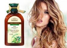 Gyógynövényes balzsam a hajhullás ellen