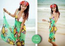 Trendi strandruha több divatos színben