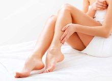 Teljes láb és hónalj csokoládégyantázása