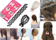 Trendi hajfonat készítő
