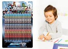 16 darabos Bosszúállók színesceruza-készlet