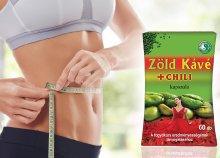 Dr. Chen Zöld Kávé + Chili kapszula