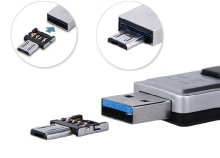 USB OTG adapterrel
