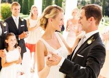 Esküvői tánc betanítása