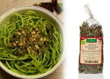 Medvehagymás tönköly spagetti 250g