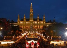 Bécs és Schönbrunn Adventkor