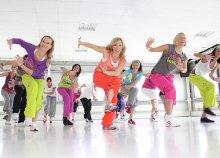 Zumba-zumfitdance bérlet az Aktív Stúdióban