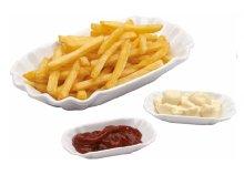 Chips & Dips 3 db-os chips szett