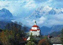 Pihenés Szlovéniában, exkluzív faházban 4 főre