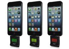 Alkoholszonda iPhone5 és iPhone6 okostelefonokhoz
