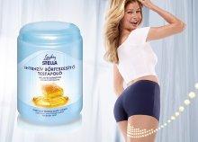 Arcra és testre egyaránt használható intenzív bőrfeszesítő testápoló mézzel és kollagénnal