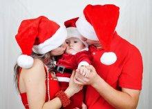 Karácsonyi fotók gyermekeidről, családodról