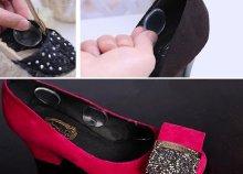 6 db szilikonos cipőtapasz