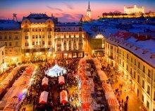 Városnézés Prágában az adventi hétvégéken