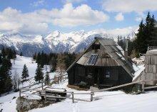 Túrázás 1600 méter magasban, Szlovéniában