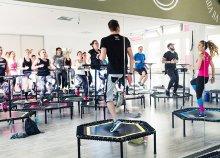 60 perces különleges JumpingFit edzés