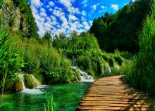 Kirándulj Édesanyáddal a lenyűgöző Plitvicei-tavakhoz