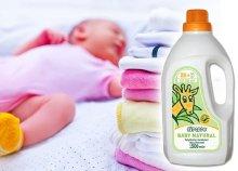 Giraffe baby natural mosószer érzékeny bőrre