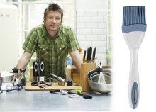 Jamie Oliver kék színű szilikon kenőecset
