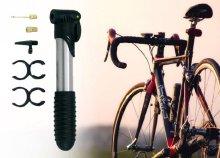 Kerékpár pumpa airflow átalakítóval