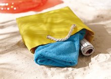 CAPRI strandtáska hétféle divatos színben