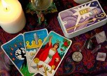 Tarot kártya oktatás Miby Jósnő Jósdájában