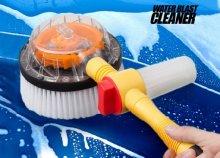 Water Blast Cleaner forgó-tisztító kefe