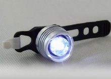 3 funkciós, LED-es kerékpár világítás