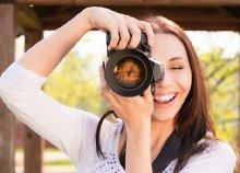 10 alkalmas középhaladó fotós tanfolyam