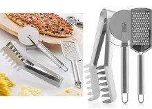 3 részes Bravissima Kitchen pizza és tészta eszközök