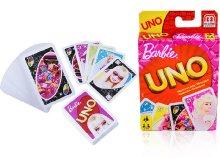 Barbie UNO kártya