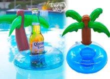 Felfújható italtartó sziget