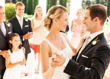 Esküvői táncoktatás jegyespároknak