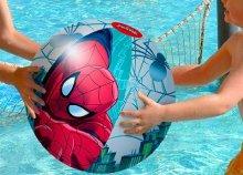 Pókember felfújható labda