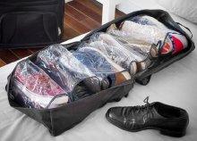 Praktikus utazótáska lábbelikhez